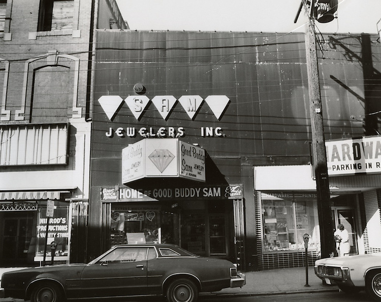UNDATED..Redevelopment.Church Street..Sam Jewelers...NEG#.NRHA#..