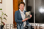 Author Mary Moriarty launching her book on John Moriarty's life at an Díseart, Dingle, on Friday evening.