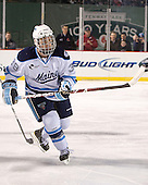 Joey Diamond (Maine - 39) - The University of Maine Black Bears defeated the University of New Hampshire Wildcats 5-4 in overtime on Saturday, January 7, 2012, at Fenway Park in Boston, Massachusetts.