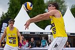 09.05.2015, Muenster, Schlossplatz<br /> smart beach tour, Supercup MŸnster / Muenster, Hauptfeld<br /> <br /> Annahme Markus Bšckermann / Boeckermann<br /> <br />   Foto &copy; nordphoto / Kurth
