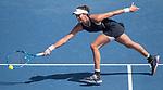 Garbine Muguruza (ESP) beats Svetlana Kuznetsova (RUS) 6-2, 5-7, 7-5