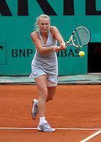 30-05-10, Tennis, France, Paris, Roland Garros,   Wozniacki