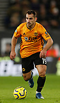 Jonny Otto of Wolverhampton Wanderers during the Premier League match at Molineux, Wolverhampton. Picture date: 14th February 2020. Picture credit should read: Darren Staples/Sportimage