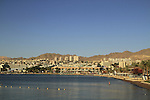 Israel, Eilat by the Red Sea