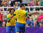 040812 Brazil v Honduras Lon 2012