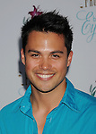 "MARINA DEL REY, CA. - September 27: Michael Copon arrives at the ""Beautiful Eyes"" By Frownies Launch Party at the FantaSea Yacht Club on September 27, 2010 in Marina Del Rey, California."