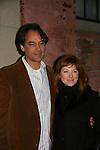 Jon Lindstrom & Cady McClain - ATWT at the Opening Night of the off-Broadway play The Irish Curse on March 28, 2010 at the Soho Playhouse, New York City, New York. (Photo by Sue Coflin/Max Photos)