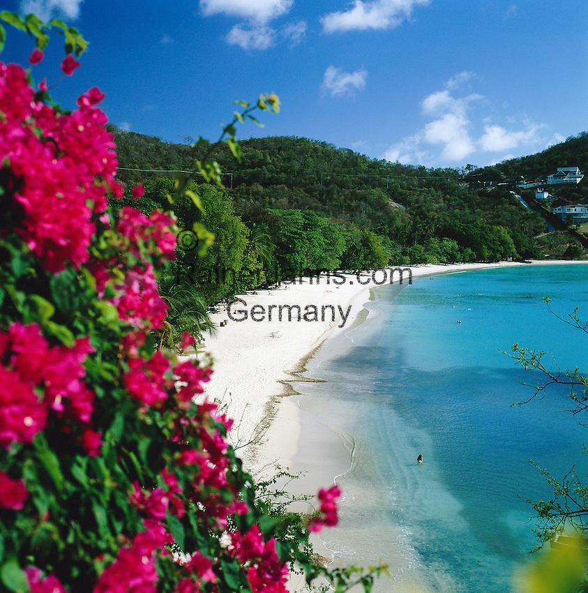 Karibik, Kleine Antillen, Grenada: Morne Rouge Beach | Caribbean, Lesser Antilles, Grenada: Morne Rouge Beach