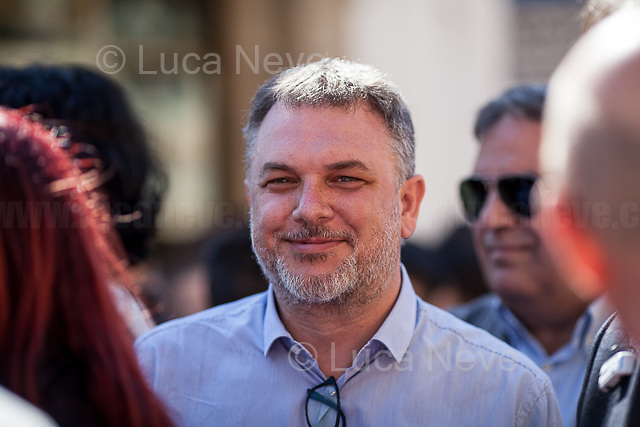 Lirio, Journalist.<br /> <br /> Rome, 01/05/2019. This year I will not go to a MayDay Parade, I will not photograph Red flags, trade unionists, activists, thousands of members of the public marching, celebrating, chanting, fighting, marking the International Worker's Day. This year, I decided to show some of the Workers I had the chance to meet and document while at Work. This Story is dedicated to all the people who work, to all the People who are struggling to find a job, to the underpaid, to the exploited, and to the people who work in slave conditions, another way is really possible, and it is not the usual meaningless slogan: MAKE MAYDAY EVERYDAY!<br /> <br /> Happy International Workers Day, long live MayDay!