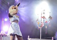 SÃO PAULO,SP, 26.03.2017 - LOLLAPALOOZA 2017 – Cantora Melanie Martinez se apresenta no festival Lollapalooza 2017, realizado no Autódromo de Interlagos em São Paulo, na tarde deste domingo, 26. (Foto: Levi Bianco/Brazil Photo Press)