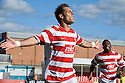 25/09/2010   Copyright  Pic : James Stewart.sct_jsp004_hamilton_v_kilmarnock  .::  FLAVIO PAIXAO CELEBRATES AFTER HE HEADS HOME ACCIES FIRST GOAL  ::.James Stewart Photography 19 Carronlea Drive, Falkirk. FK2 8DN      Vat Reg No. 607 6932 25.Telephone      : +44 (0)1324 570291 .Mobile              : +44 (0)7721 416997.E-mail  :  jim@jspa.co.uk.If you require further information then contact Jim Stewart on any of the numbers above.........