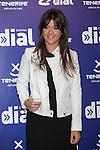 Vanesa Martin poses during Cadena Dial music awards presentation in Madrid, Spain. February 05, 2015. (ALTERPHOTOS/Victor Blanco)