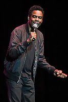 HOLLYWOOD FL - MARCH 29: Chris Rock performs at Hard Rock Live held at the Seminole Hard Rock Hotel & Casino on March 29, 2017 in Hollywood, Florida. Credit: mpi04/MediaPunch