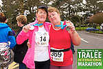Mary Bowler 14, Carmelita Ryan 369, who took part in the Kerry's Eye Tralee International Marathon on Sunday 16th March 2014.