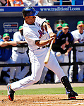 17 March 2007: New York Mets outfielder Moises Alou in action against the Washington Nationals on St. Patrick's Day at Tradition Field in Port St. Lucie, Florida...Mandatory Photo Credit: Ed Wolfstein Photo