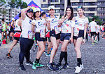 Atmosphere and Entertainment - Wings for Life World Run Taiwan 2018