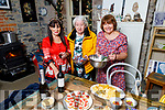 3 sisters Miriam Moriarty Owens, Ainé O'Callaghan and Breda Hurley cooking up a storm for Johnny's Cottage Thanksgiving Special in Maddens, Milk Market Lane on Monday evening.