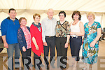 Hooley in the Hills: Attending the Hooley in The Hills in Lyrecrompane on Sunday last were Mike & Mary Buckley, Joan Lane, Michael Fitzgerald, Breda Murphy, Florrie Poff Foley & Bridget Lawlor O'Shea.