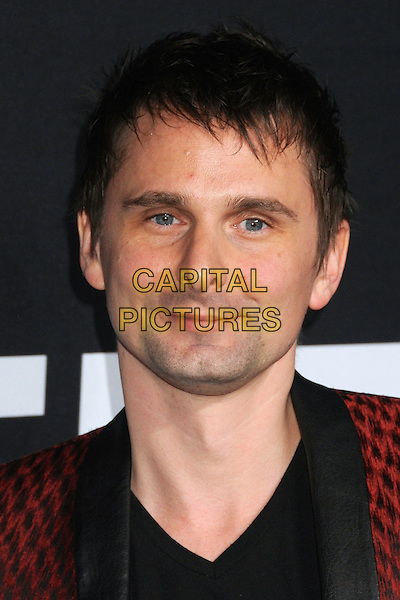 10 February 2016 - Los Angeles, California - Matt Bellamy. Saint Laurent At The Palladium held at the Hollywood Palladium. <br /> CAP/ADM/BP<br /> &copy;BP/ADM/Capital Pictures