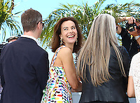 Jury members of 67th Cannes Film Festival attend photocell - France