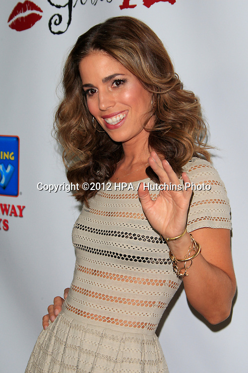 LOS ANGELES - OCT 15:  Ana Ortiz arrives at the LES GIRLS 12th Annual Cabaret at Avalon Hollywood on October 15, 2012 in Los Angeles, CA