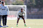 MARIETTA, GA - DECEMBER 06: Atlanta United FC's Josef Martinez. The MLS Cup 2018 Team Training Sessions were held on December 6, 2018 at the Children's Healthcare of Atlanta Training Ground in Marietta, GA.