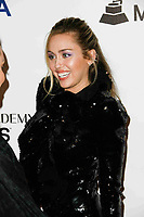 LOS ANGELES, CA - FEBRUARY 08: Miley Cyrus at the MusiCares Person of the Year Tribute held at Los Angeles Convention Center, West Hall on February 8, 2019 in Los Angeles, California. <br /> CAP/MPI/IS<br /> &copy;IS/MPI/Capital Pictures