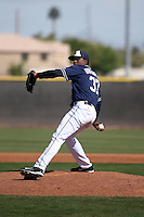 Jimmy Brasoban - San Diego Padres 2016 spring training (Bill Mitchell)