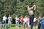 Peter Lawrie tees off on the 8th hole during Round 3 of the BMW PGA Championship at  Wentworth, Surrey, England, 22nd May 2010...Photo Golffile/Eoin Clarke.(Photo credit should read Eoin Clarke www.golffile.ie)....This Picture has been sent you under the condtions enclosed by:.Newsfile Ltd..The Studio,.Millmount Abbey,.Drogheda,.Co Meath..Ireland..Tel: +353(0)41-9871240.Fax: +353(0)41-9871260.GSM: +353(0)86-2500958.email: pictures@newsfile.ie.www.newsfile.ie.