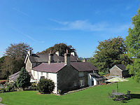 Pictured: Gasplant Farmhouse<br /> Re: A manor house whose recording studio was used by Black Sabbath, Freddie Mercury and Hawkwind has gone up for sale.<br /> Gasplant in Capel Iwan, Carmarthenshire, has been listed on Zoopla for £1,100,000 and will tempt music fans as it comes with an illustrious rock history.<br /> The home's recording studio, which is now a holiday cottage within the manor grounds, was used throughout the 1970s by the world's top musicians including Queen frontman Freddie Mercury and Midlands rockers Black Sabbath.