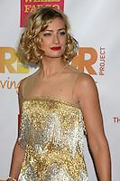 "Beth Behrs<br /> at the ""TrevorLIVE LA,"" Hollywood Palladium, Hollywood, CA 2-07-14<br /> Dave Edwards/DailyCeleb.com 818-249-4998"