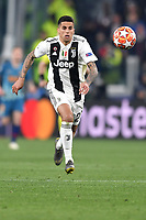 Joao Cancelo of Juventus in action during the Uefa Champions League 2018/2019 round of 16 second leg football match between Juventus and Atletico Madrid at Juventus stadium, Turin, March, 12, 2019 <br />  Foto Andrea Staccioli / Insidefoto