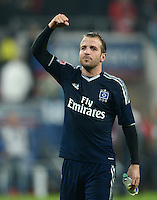 Fussball Bundesliga 2012/13: FC Augsburg - Hamburger SV