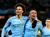 2018 UEFA Champions League Football Man City v Hoffenheim Dec 12th