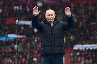 Putin Election Rally