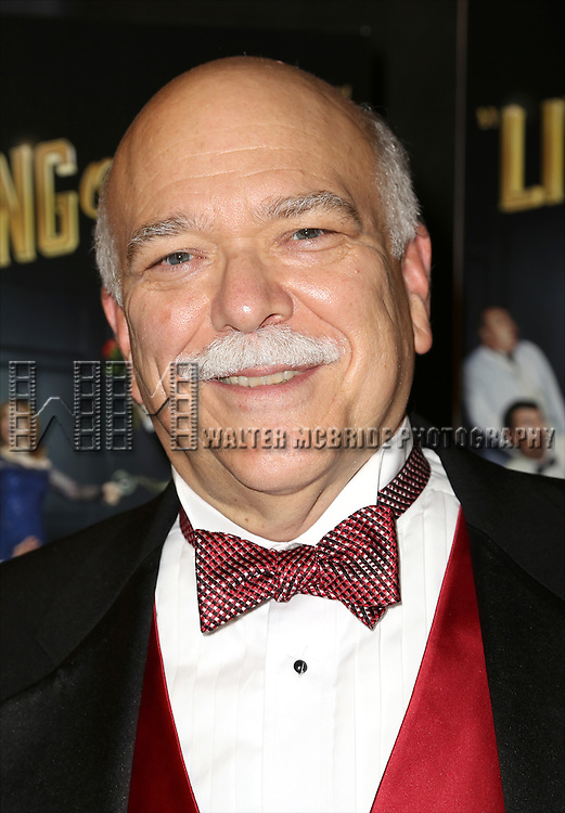 Scott Robertson attends the Broadway Opening Night Performance After Party for 'Living on Love' at Sardi's on April 20, 2015 in New York City.