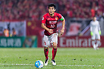 Guangzhou Midfielder Zheng Zhi in action during the AFC Champions League 2017 Group G match between Eastern SC (HKG) vs Guangzhou Evergrande FC (CHN) at the Mongkok Stadium on 25 April 2017, in Hong Kong, China. Photo by Chung Yan Man / Power Sport Images