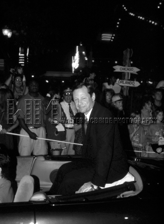 Mike Ovitz attends Walt Disney World's 25th Anniversary on October 1, 1996 in Orlando, Florida.
