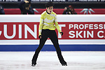 Nathan Chen of USA performs at Palavela, Turin. Picture date: 7th December 2019. Picture credit should read: Jonathan Moscrop/Sportimage