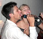 Sharapova & Novak Djokovic 09/09/2007