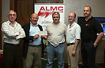 ALMC Members Present Cheque to the Jack and Jill Foundation