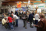 """More than 600 ballots had been handed out by 6:30 p.m. at the Republican caucus at Caughlin Ranch Elementary School in Reno, Nev. on Tuesday, Feb. 23, 2016. Officials reported precincts were """"running out all over"""" due to large turnout. Cathleen Allison/Las Vegas Review-Journal"""