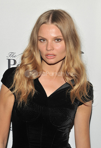NEW YORK, NY - JUNE 9: Magdalena Frackowiak  attends the 7th Annual amfAR Inspiration Gala at Skylight at Moynihan Station on June 9, 2016 in New York City.. Credit: John Palmer / MediaPunch
