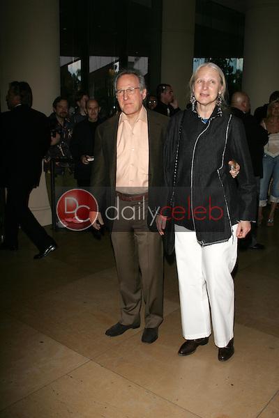 Michael Mann and Summer Mann<br />at the 78th Annual Academy Award Nominees Luncheon. Beverly Hilton Hotel, Beverly Hills, CA. 02-13-06<br />Scott Kirkland/DailyCeleb.Com 818-249-4998