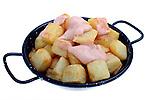Patates braves. Patatas bravas