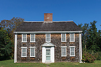 Winslow Crocker House, Yarmouth Port, USA, Massachusetts, USA Circa 1780