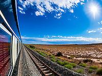 South Africa-Rovos Rail Journey-Great Karoo Desert