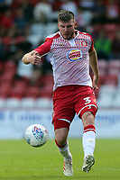 Chris Stokes of Stevenage during Stevenage vs Exeter City, Sky Bet EFL League 2 Football at the Lamex Stadium on 10th August 2019