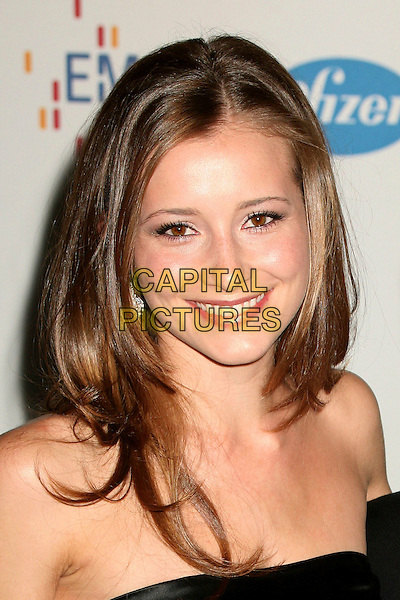 "CANDACE BAILEY .14th Annual Race to Erase MS Themed ""Dance to Erase MS"" at the Century Plaza Hotel, Century City, California, USA, 13 April 2007..portrait headshot strapless black dress .CAP/ADM/BP.©Byron Purvis/AdMedia/Capital Pictures."