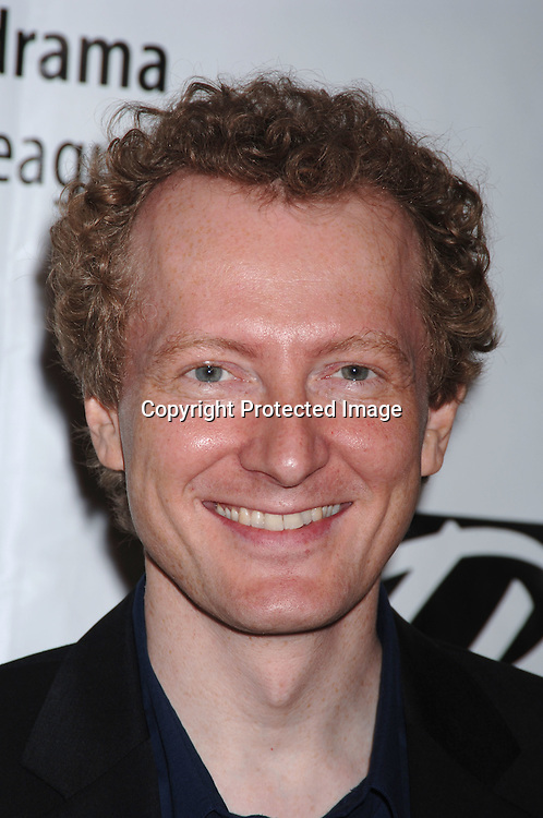 Bob Martin ..at The 72nd Annual Drama League AwardsCeremony and s Luncheon on May 5, 2006 at The Marriott Marquis Hotel in New York. ..Robin Platzer, Twin Images
